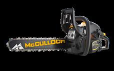 Εικόνα της Βενζινοκίνητο αλυσοπρίονο McCULLOCH CS410/15 ELITE - 40cm
