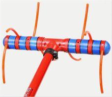 Εικόνα της Ηλεκτρική Βέργα MINOS SIK P8 τύπου «T» περιστροφικής κίνησης - 2.40m