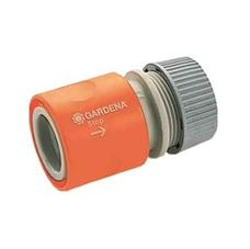 Picture of Quick Coupler 1/2'' with non-return valve (Stop) GARDENA 0913