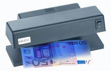Εικόνα της Ανιχνευτής πλαστών χαρτονομισμάτων Inkiess UV20
