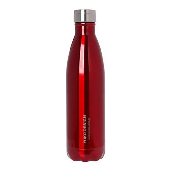 Picture of Ανοξείδωτο μπουκάλι Θερμός ECOlife Red - Yoko Design (Limited Edition) 750ml