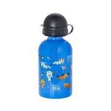 Εικόνα της Ανοξείδωτο παιδικό μπουκάλι ECOlife Jungle 400ml