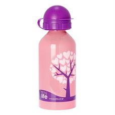Picture of Ανοξείδωτο παιδικό μπουκάλι ECOlife Love Tree 500ml