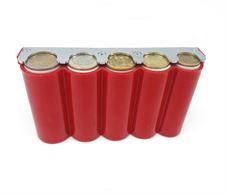 Picture of Eurocash 06R - Κερματοθήκη εισπράκτορα κόκκινη 5 θέσεων με μεταλλικό στήριγμα κερμάτων