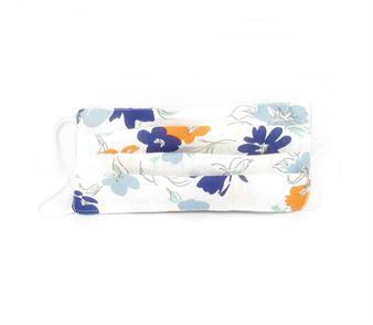 Picture of Μάσκα προστασίας πολλαπλών χρήσεων με διπλό ύφασμα, MASKup Floral2 - 100% βαμβάκι