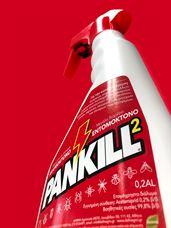 Εικόνα της Ετοιμόχρηστο Εντομοκτόνο - Ακαρεοκτόνο PANKILL 2 - 500ml