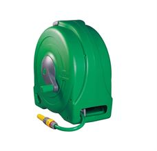 Picture of HOSE REEL HOZELOCK 2494 MANUAL FLOOR WITH HOSE 1/2''