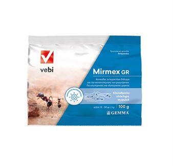 Picture of Κοκκώδες εντομοκτόνο για μυρμήγκια MIRMEX - 100gr