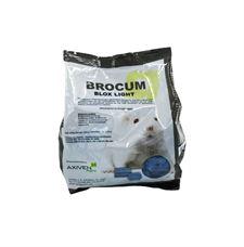 Εικόνα της Ποντικοφάρμακο AXIVEN Brocum Blox Light - 300gr