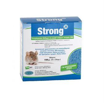 Picture of Ποντικοφάρμακο  PROTECTA Strong 25 σιτάρι - 150g