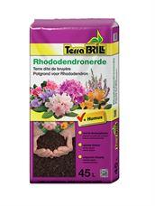 Εικόνα της Χώμα Rhododendronerde TerraBRILL Γερμανίας - 45lt